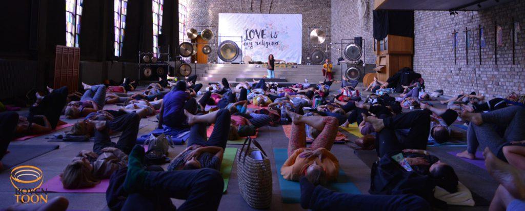 Boventoon @ Yogaland