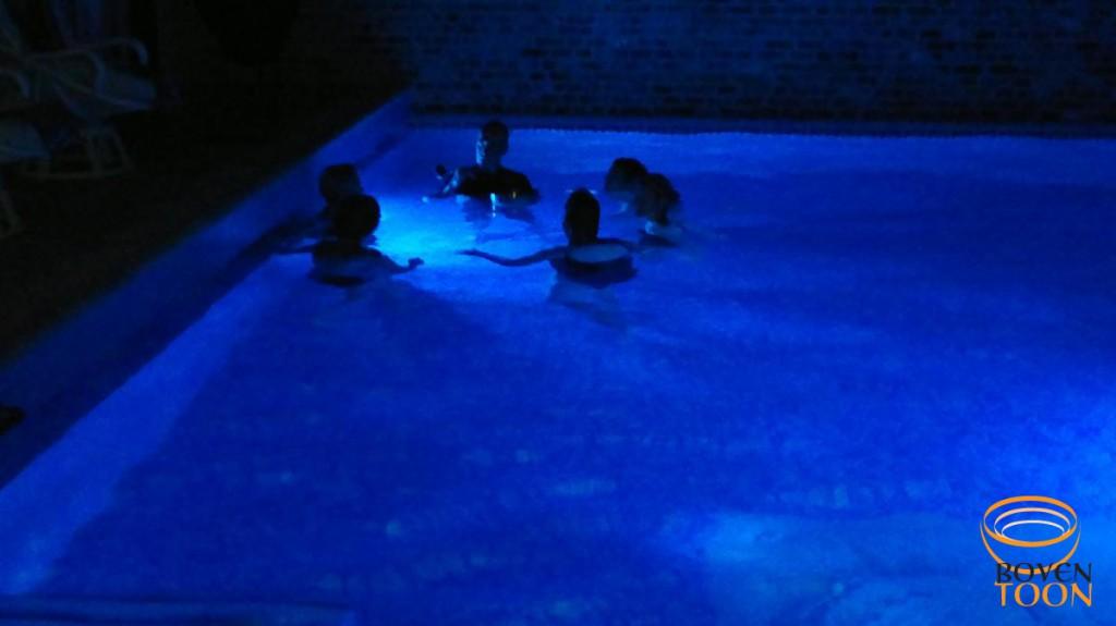 aqua-vibratonisch klankbad