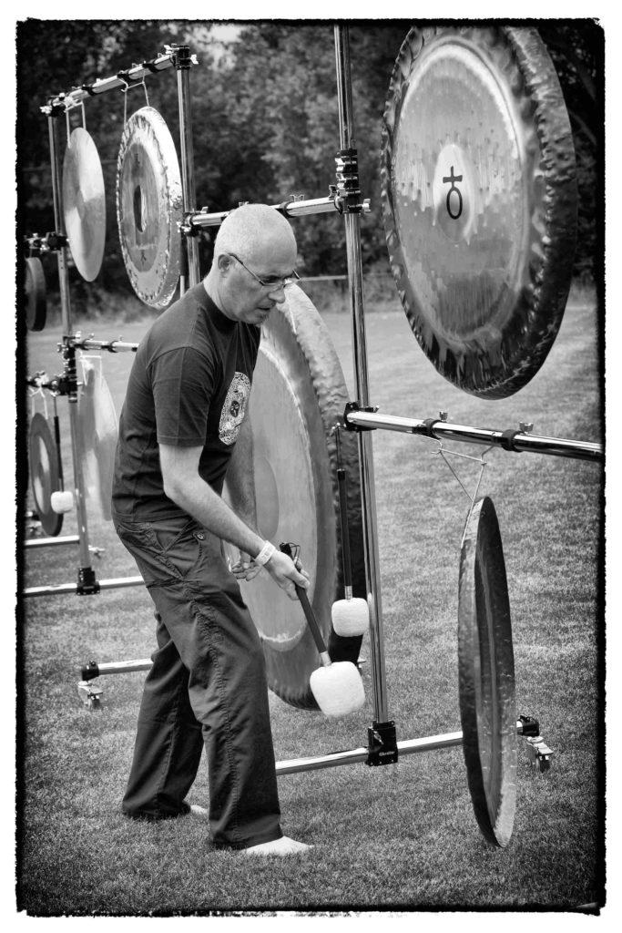 Workshop gongs Boventoon