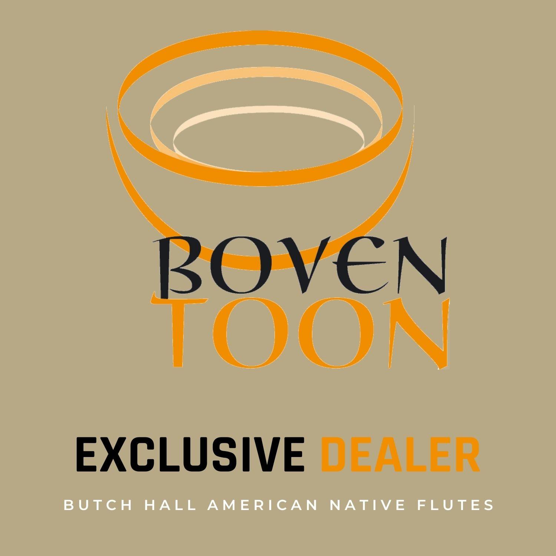 Boventoon exclusive dealer Butch Hall flutes