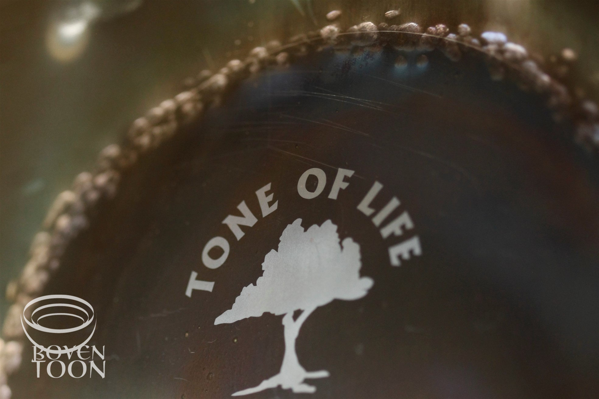 Tone of Life logo Boventoon